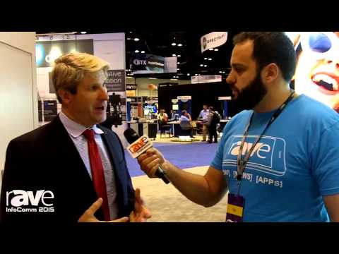 InfoComm 2015: Nik Speaks with Dan Smith, Senior Director of Signage Sales at LG
