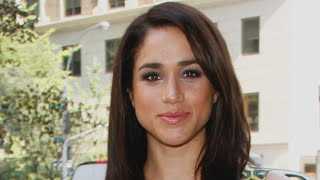 EXCLUSIVE: Meghan Markle Has Bodyguard With Her 'At All Times' Since Dating Prince Harry