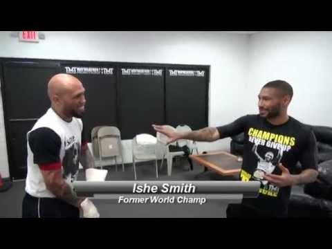 Tour of Floyd Mayweather's Mayweather Boxing Club w/ Ashley Theophane