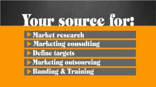 MSS - Marketing Solutions and Services