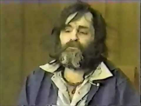 Charles Manson Talks About The Global Elite