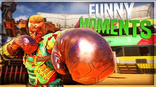 Black Ops 3: Funny Moments! Care Package, Golf MiniGame!