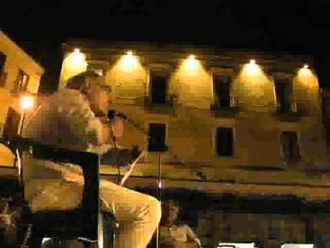 4 agosto 2012  Non dimentichiamo  dedicato a Francesco Mastrogiovanni a Massimo