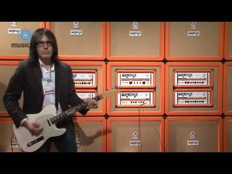 NAMM 2010 - Orange Amps