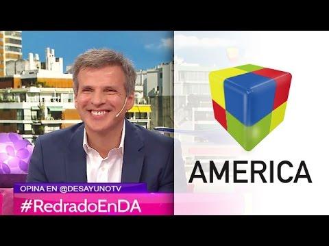 Martín Redrado habló de los rumores de embarazo de Luli Salazar