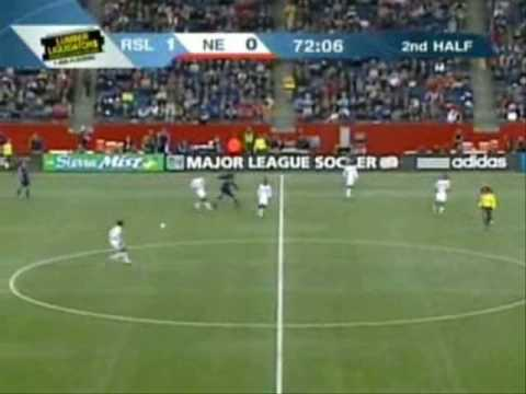 Real Salt Lake - Best Goals 2008 Video