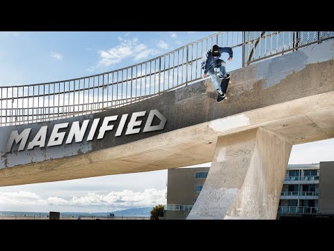 Magnified: Ben Raybourn