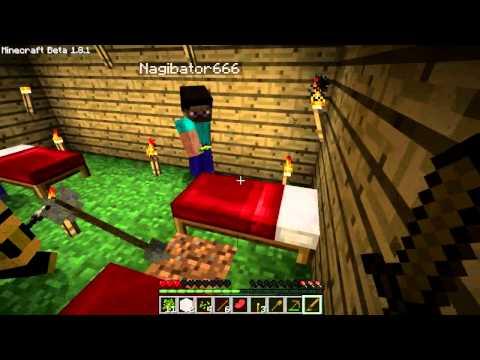 CO OP Minecraft Часть 1 Строим Дом