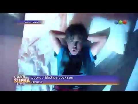 Laura Esquivel es Michael Jackson - Tu Cara Me Suena (Gala 23)