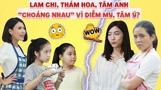 Gia đình là số 1 phần 2 ep cut 82: Lam Chi, Tâm Anh, Thám Hoa đấu tranh kịch liệt vì Diễm My, Tâm Ý?