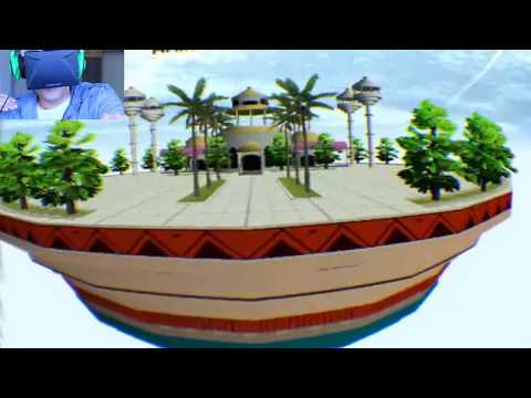Dragon Ball Z In Virtual Reality! - Oculus Rift video