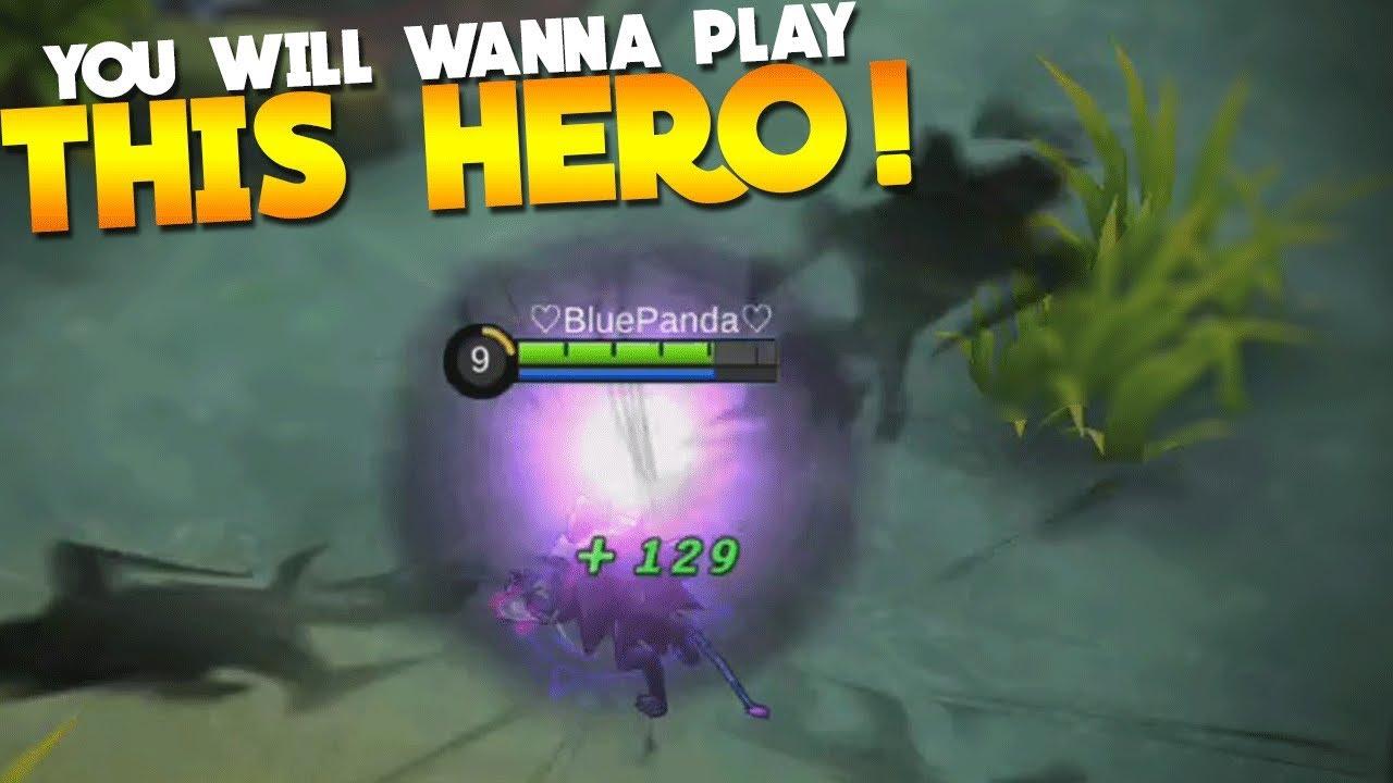 NEW HERO Helcurt Gameplay (Super Epic & OP) Mobile Legends
