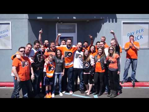 1SEO.com loves the Philadelphia Flyers!