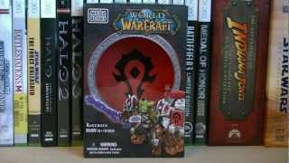 World of Warcraft Mega Bloks 91003 Ragerock Review