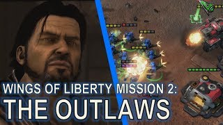 Starcraft II: Wings of Liberty Mission 2 - The Outlaws