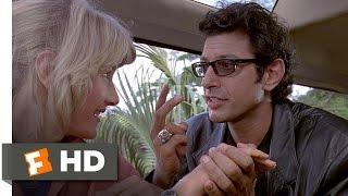 Jurassic Park (1993) - Chaos Theory Scene (2/10)   Movieclips