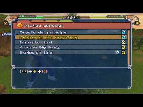DRAGON BALL Z TENKAICHI 3: -
