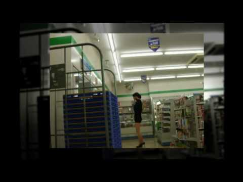 Crossdressing In Japan   Part 3 Hd   Walking To The Store In Black Micro Dress  Instrumental