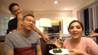 Kalajengking Challenge Anang Hermansyah Doyan Banget Camilan Khas Food Street Bangkok Ini