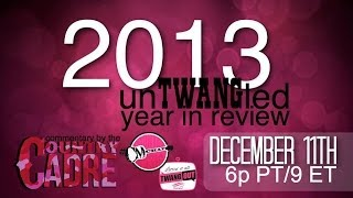 2013 unTWANGled: Country Music Year Review