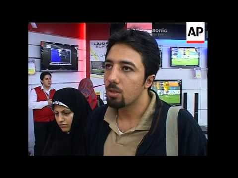 Tehran hypermarket stirs up controversy after opening