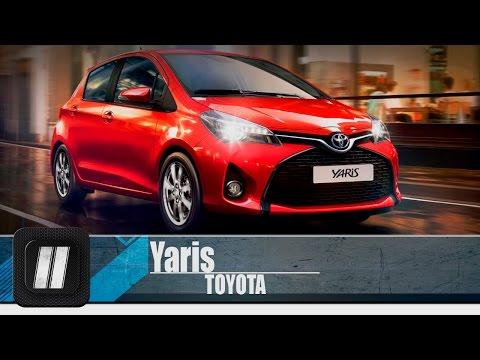Toyota Yaris 2014 Две Лошадиные Силы