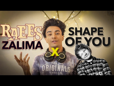 download lagu Zalima  Shape Of You Aksh Baghla Mashup Cover gratis