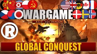 Global Conquest - Wargame: Red Dragon