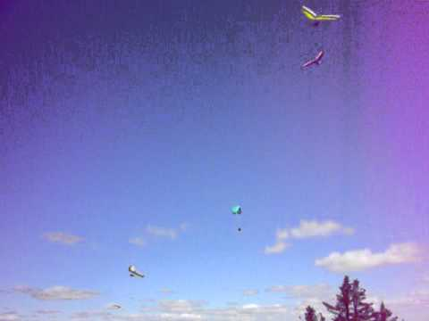 Gliders at Mt. Greylock, 9/18/2011