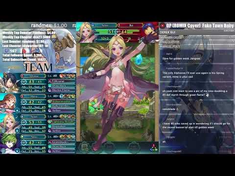 Final Hour Arena Assault & Hero Reviews!   Live Streamed 【Fire Emblem Heroes】