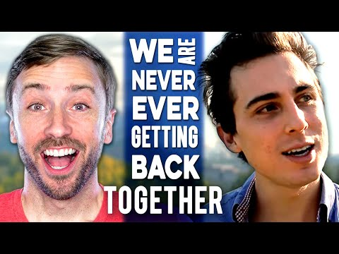 We are never ever getting back together - Peter Hollens feat. Landon Austin - Taylor Swift
