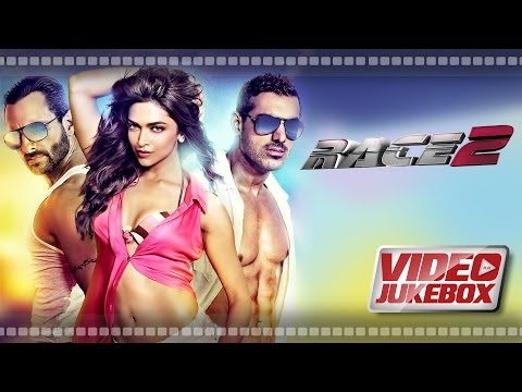 Race 2 - OFFICIAL HD Video Jukebox | Saif Deepika John Jacqueline...