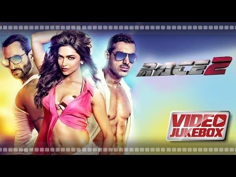 Race 2 - OFFICIAL HD Video Jukebox   Saif, Deepika, John, Jacqueline, Pritam
