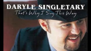 Watch Daryle Singletary Walk Through This World With Me video