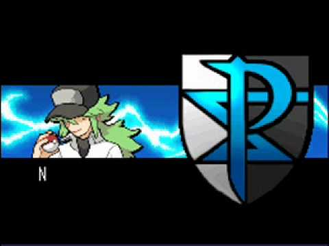 Pokemon Black & White OST Ns Battle Theme