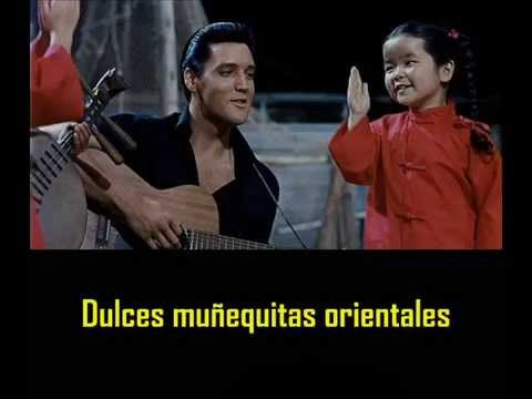 Elvis Presley - Dainty Little Moonbeams