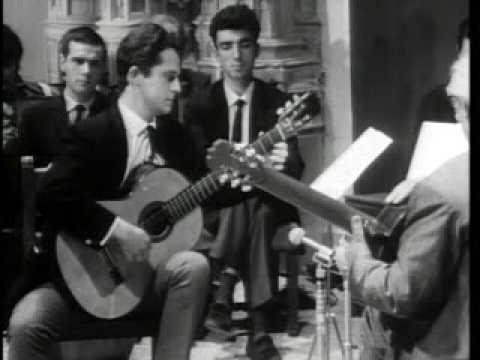 Andrés Segovia (Master Class 1965) with Miguel Barbera (part 2)