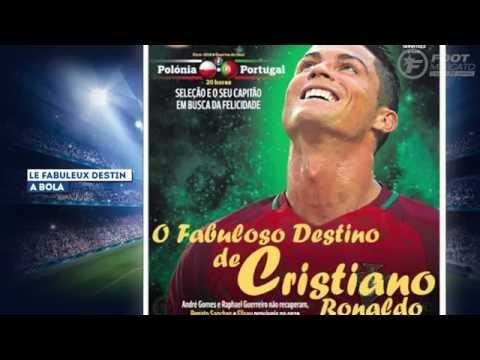 Cristiano Ronaldo vise le record de Platini à l'Euro, Zidane veut Alaba et Hazard au Real