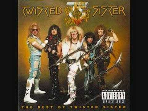 Twisted Sister - Shoot Em Down