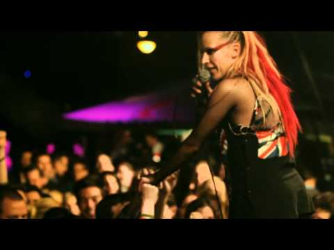 Anna And The Barbies - Loverman Show Me Yo' Balls - Live @ ZP [5] [HD]
