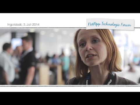 NetApp Technologie Forum Bayern