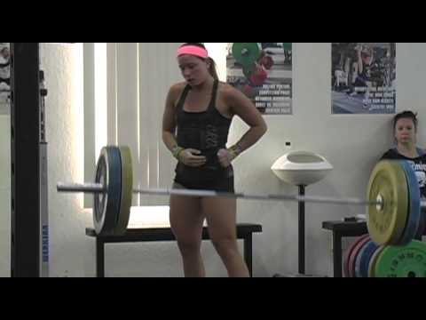Catalyst Athletics Olympic Weightlifting 4-21-13 Image 1