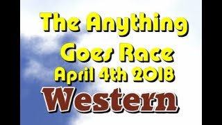 Anything Goes Race 2018 04 06  Western