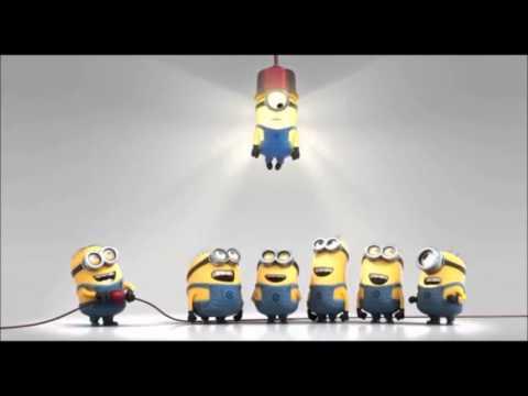 Cambiar Bombilla al Estilo de los Minions