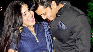 Genelia - Riteish Deshmukh blessed with Son!
