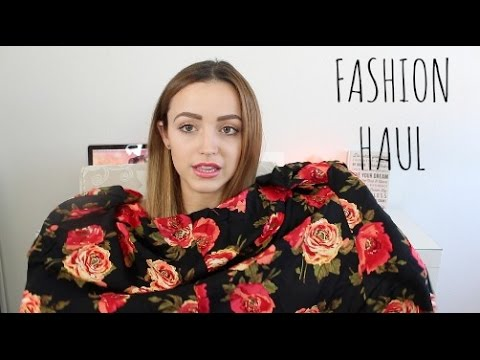 Try on Haul! Forever 21