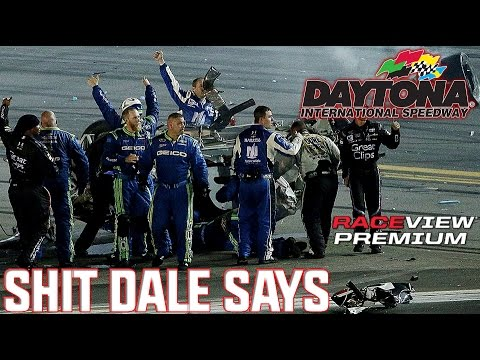 Dale Earnhardt Jr. UNCENSORED reaction to crash || Coke Zero 400 2015 || Raceview