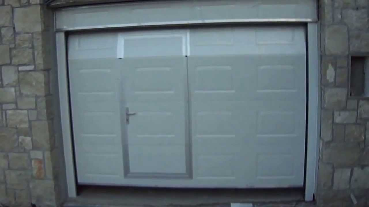 Otomatik Garaj Kapısı Sarpkan