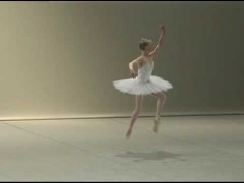 Prix de Lausanne 2009 Selection 15-16 Years Old - Claudia Dean