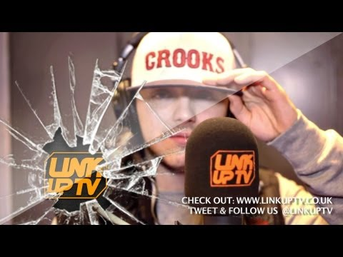 Behind Barz - Benny Banks Freestyle [TAKE2] @MrBennyBanks @LinkUpTV | Link Up TV